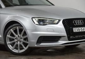 2014 Audi A3 Audi A3 1.4 Tfsi Attraction Cod Auto 1.4 Tfsi Attraction Cod Sedan