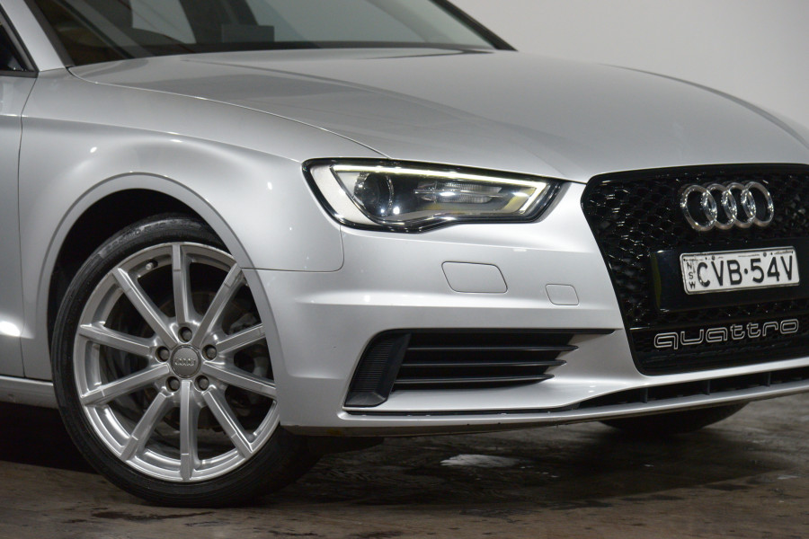 2014 Audi A3 1.4 Tfsi Attraction Cod