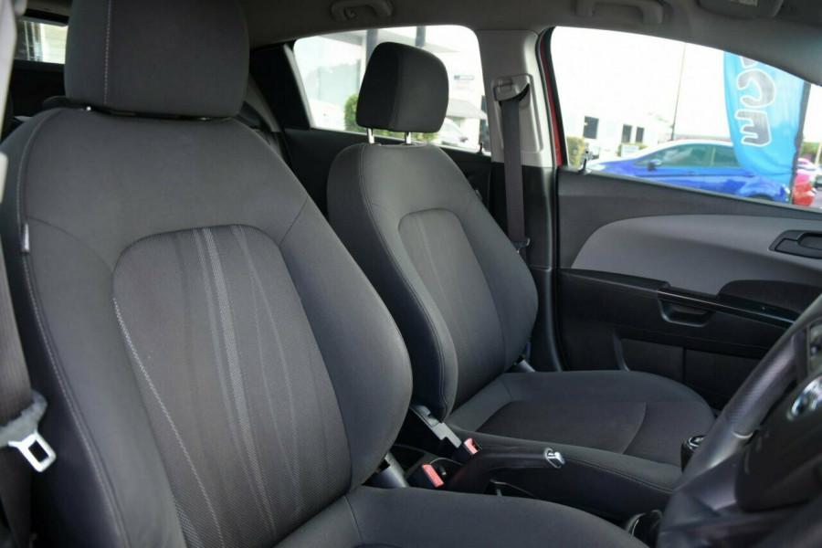 2012 Holden Barina TM Hatchback Image 10