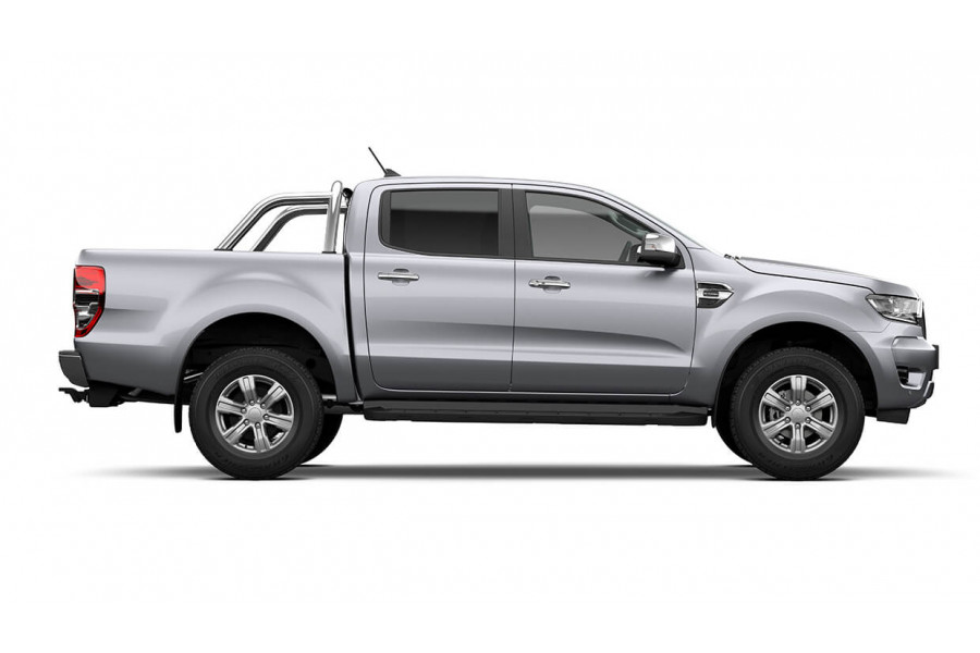 2021 MY21.75 Ford Ranger PX MkIII XLT Double Cab Utility