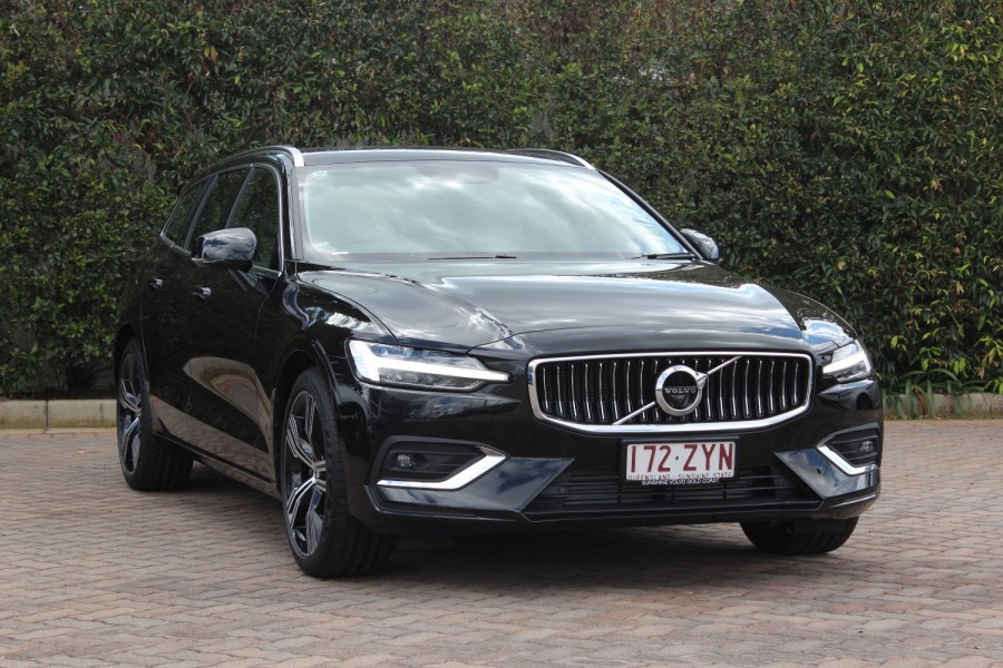 2019 MY20 Volvo V60 F-Series T5 Inscription Wagon Image 1