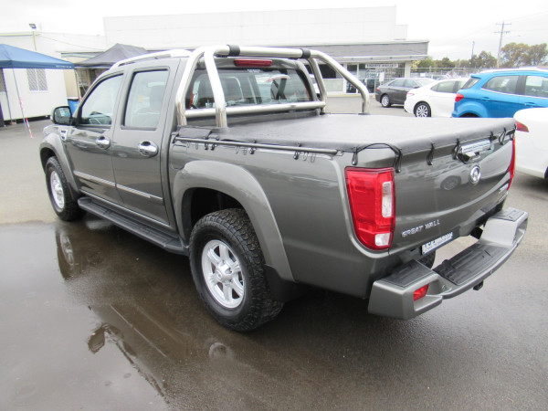 2017 Great Wall Steed NBP UTE Utility