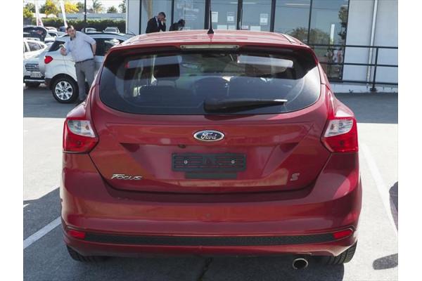 2013 Ford Focus LW MKII Sport Hatchback Image 2