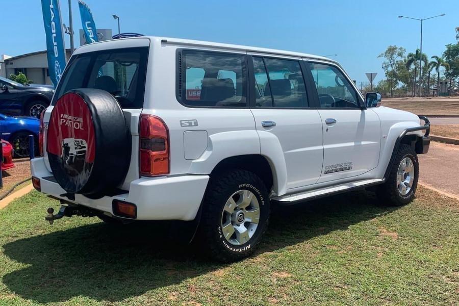 2016 Nissan Patrol Y61 GU 10 N-TEC Suv