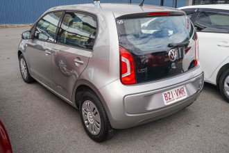 2012 Volkswagen Up! (No Series) MY13 Hatchback Image 3