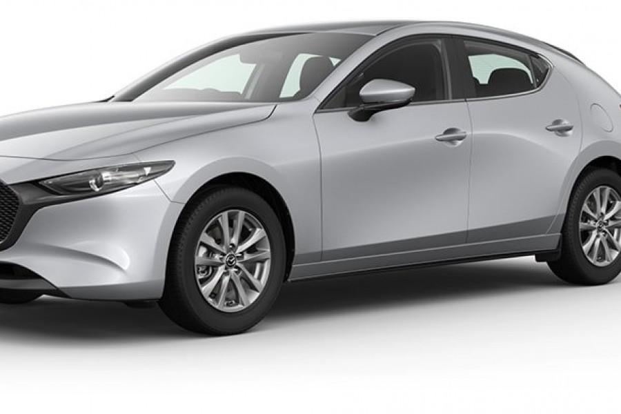 2020 Mazda 3 G20 Pure Hatch