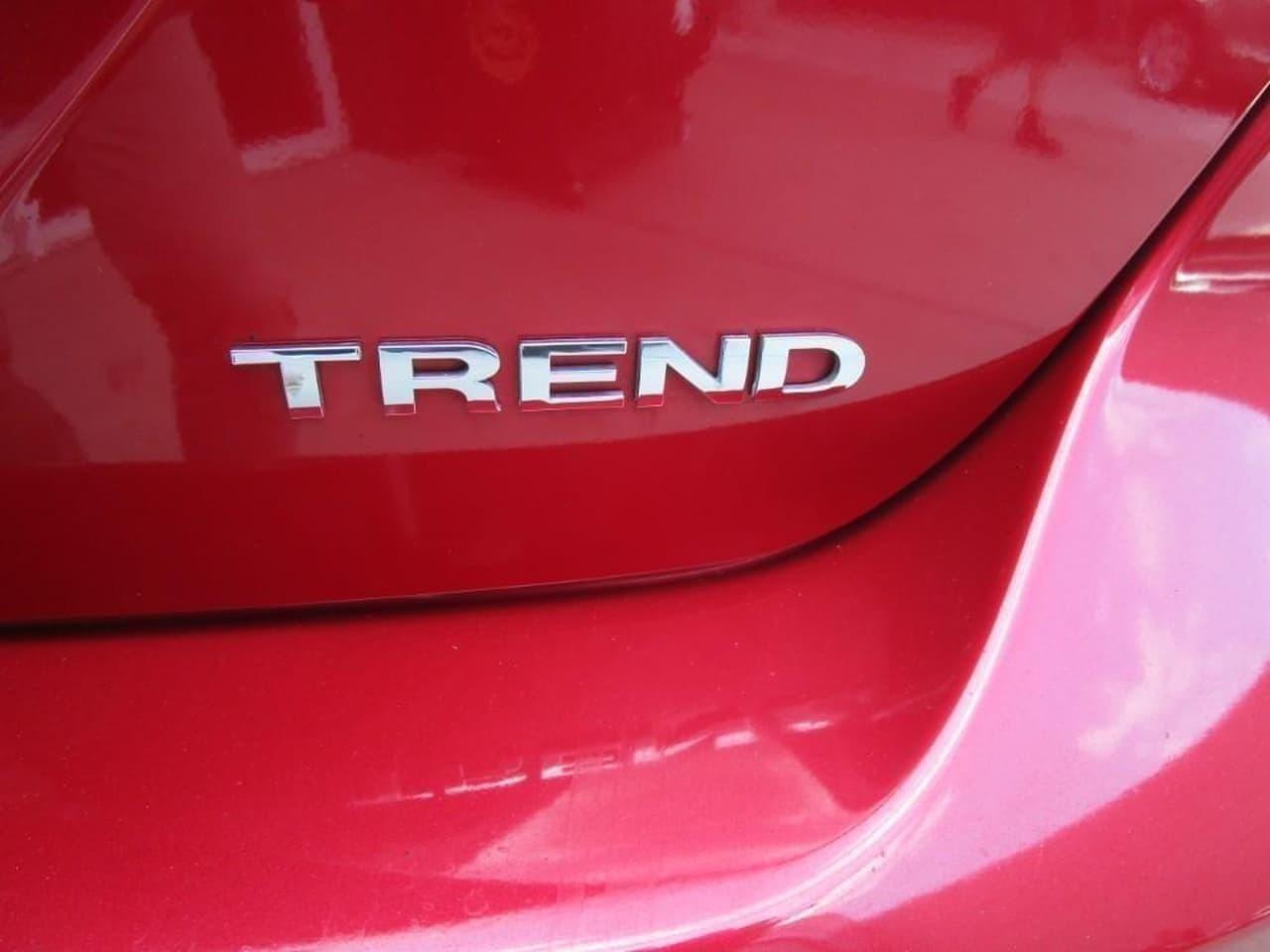 2012 Ford Focus LW MKII TREND Hatchback