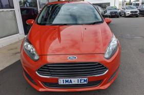 2015 Ford Fiesta WZ MY15 AMBIENTE Hatch Image 3