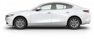 2020 Mazda 3 BP G20 Pure Sedan Sedan image 21