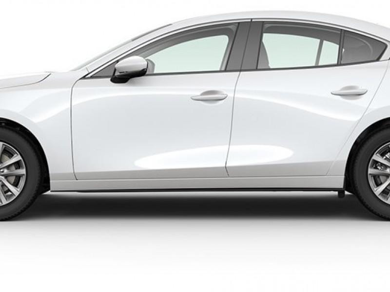 2020 Mazda 3 BP G20 Pure Sedan Sedan