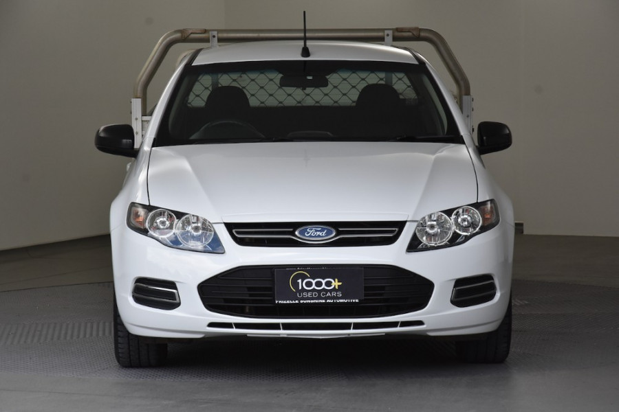 2012 Ford Falcon FG MkII EcoLPi Ute