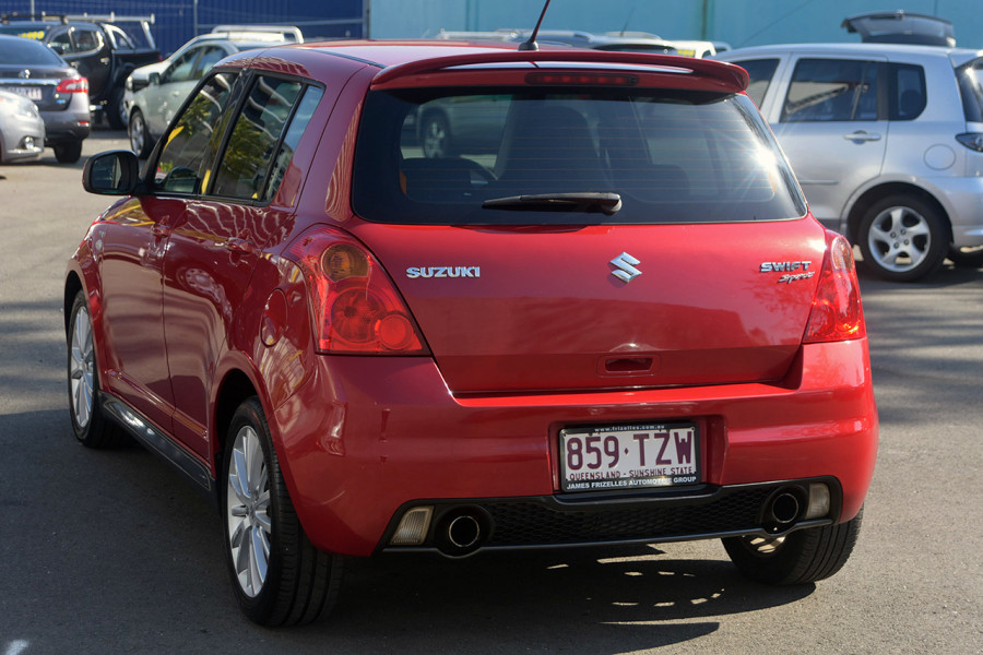 2006 Suzuki Swift RS416 Sport Hatchback Mobile Image 4