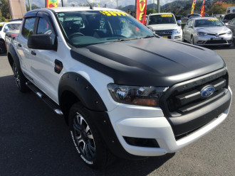 Ford Ranger XL PX MkII Turbo