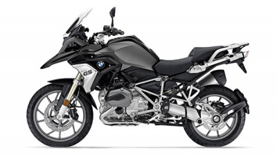 New BMW Motorrad R 1200 GS