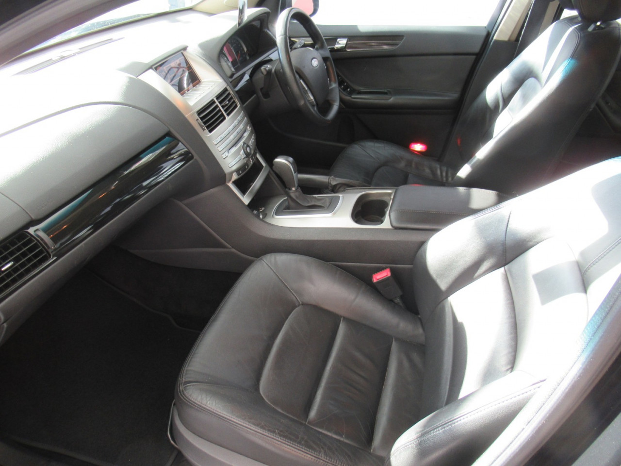 2008 Ford G6 Series FG G6E Sedan Image 23