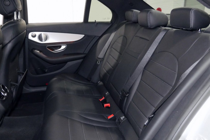 2014 Mercedes-Benz C250 W205 BlueTEC Sedan
