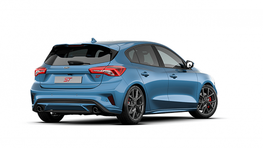 2020 MY20.25 Ford Focus SA ST Hatch Image 3