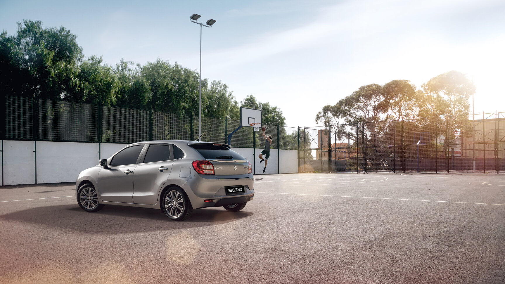 Baleno Safety Meets Sophistication