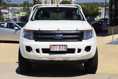 2013 Ford Ranger PX XL Hi-Rider Cab chassis Image 2
