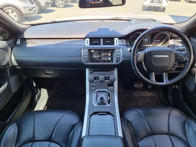 2016 Land Rover Range Rover Evoque L538 MY16.5 TD4 180 Autobiography Suv Image 20