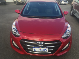 2016 MY17 Hyundai i30 GD4 Series II Active X Hatchback