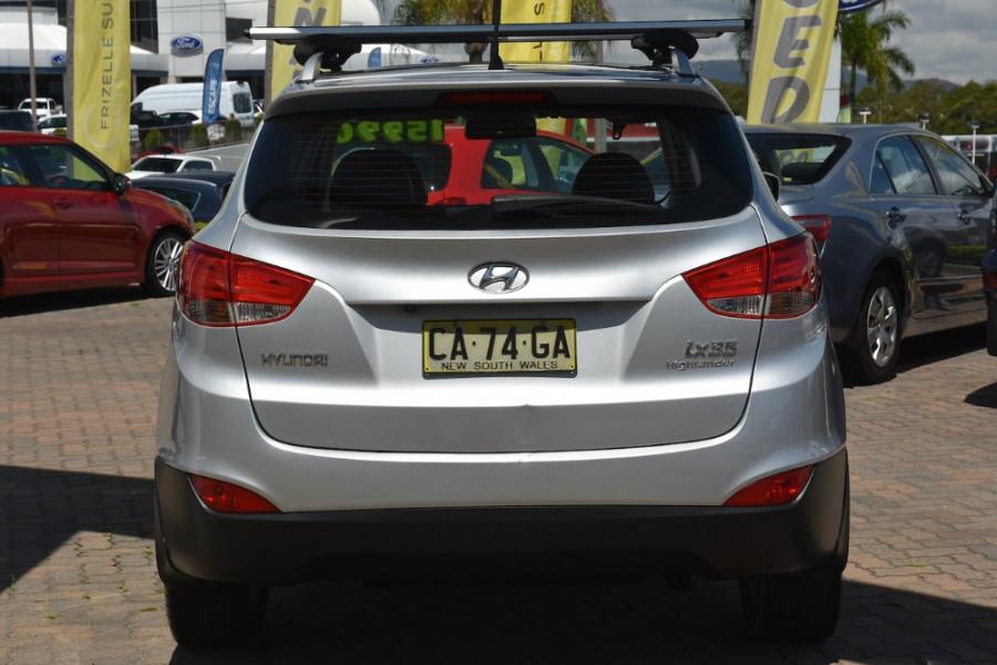 2010 Hyundai ix35 LM Highlander Wagon