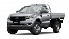 2020 MY20.75 Ford Ranger PX MkIII XL Hi-Rider Single Cab Chassis Utility image 9