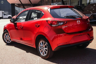 2020 Mazda 2 DJ Series G15 Pure Hatchback