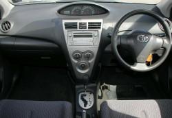 2010 Toyota Yaris NCP93R MY10 YRS Sedan