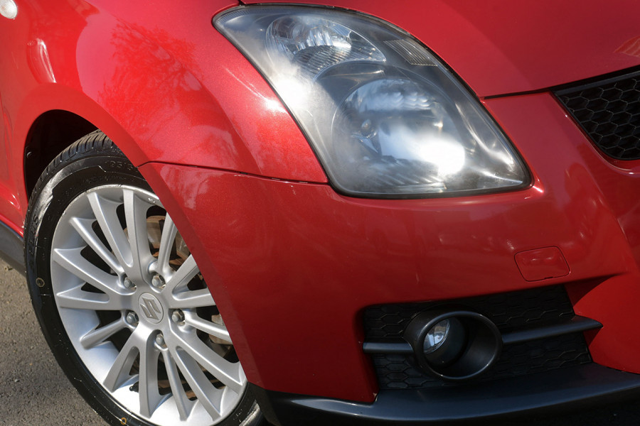 2006 Suzuki Swift RS416 Sport Hatchback Mobile Image 2