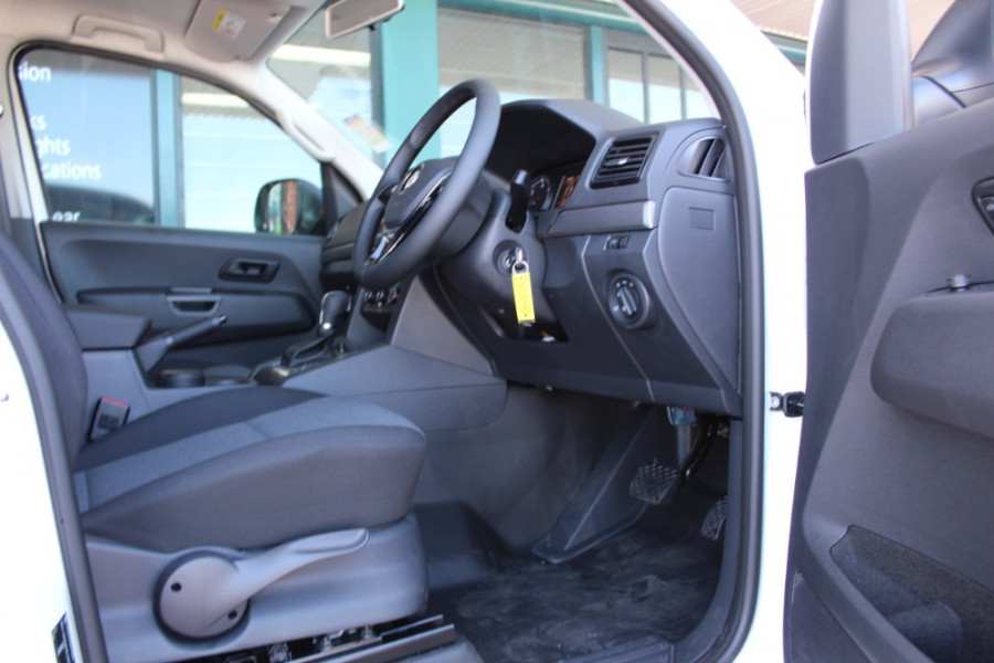 2019 Volkswagen Amarok 2H Core Dual Cab 4x4 Double cab Image 9