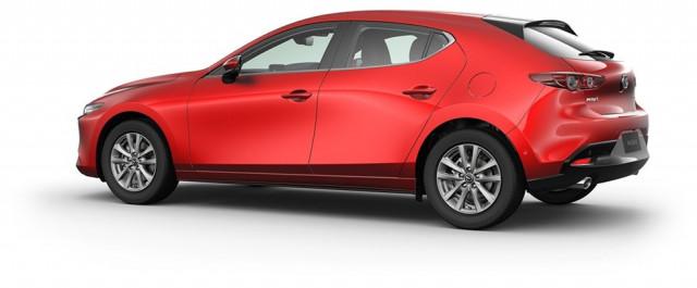 2021 Mazda 3 BP G20 Pure Hatchback Mobile Image 19