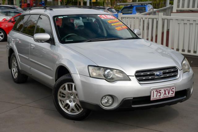 2003 MY04 Subaru Outback 3GEN Image 1