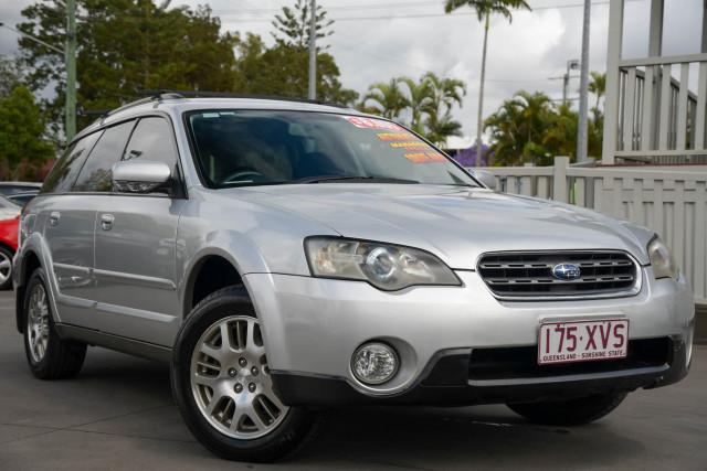 2003 MY04 Subaru Outback 3GEN Image 2
