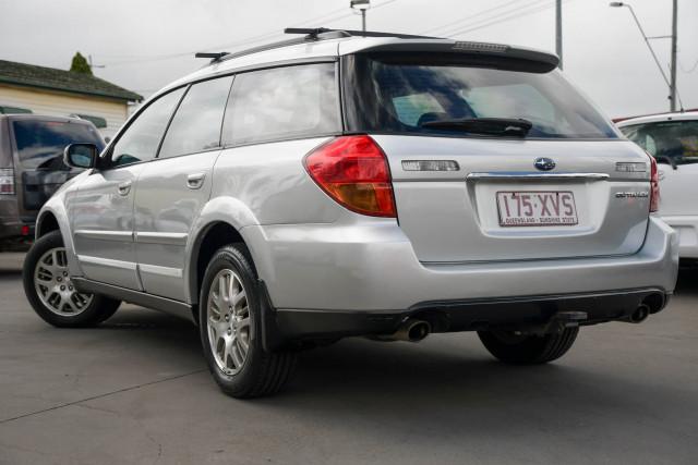 2003 MY04 Subaru Outback 3GEN Image 4