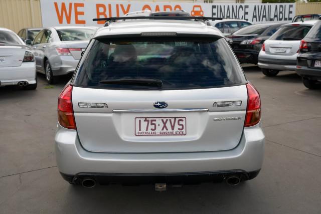 2003 MY04 Subaru Outback 3GEN Image 5