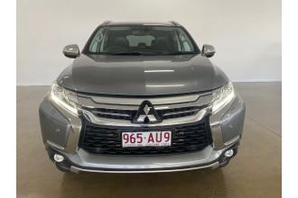 2019 Mitsubishi Pajero Sport QE Exceed Suv Image 3