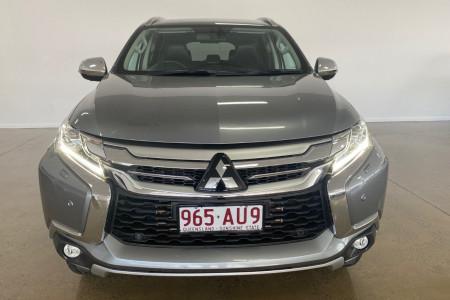 2019 Mitsubishi Pajero Sport QE Exceed Suv