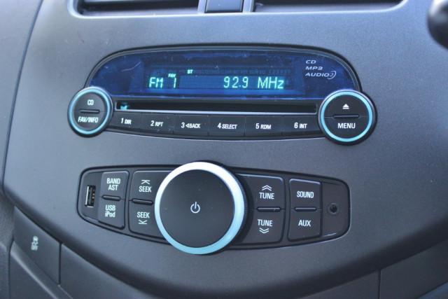 2011 Holden Barina Spark MJ  CD Hatchback Mobile Image 14