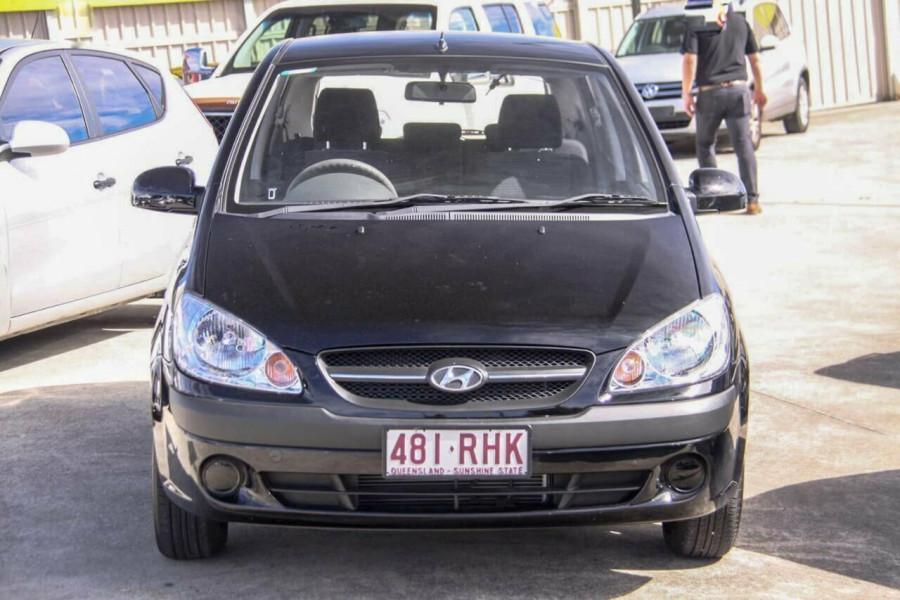 2010 MY09 Hyundai Getz TB MY09 S Hatchback Image 3