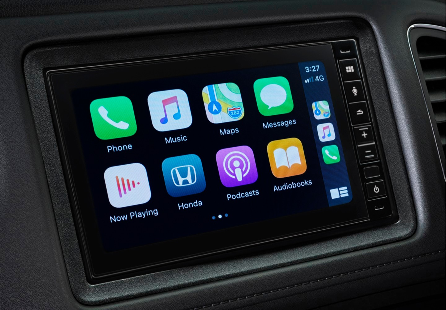 HR-V Apple CarPlay & Android Auto