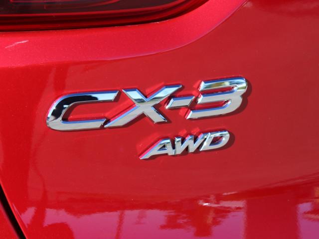 2017 Mazda CX-3 DK4W7A sTouring Suv