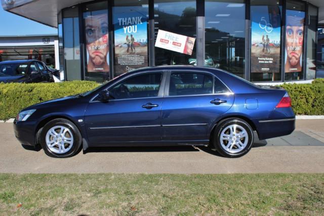 2007 Honda Accord 7th Gen  VTi Sedan Image 4