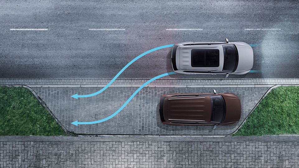 Scratch-free parking Image