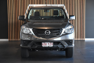 2019 Mazda BT-50 UR 4x2 2.2L Single Cab Chassis XT Single cab chassis Image 2
