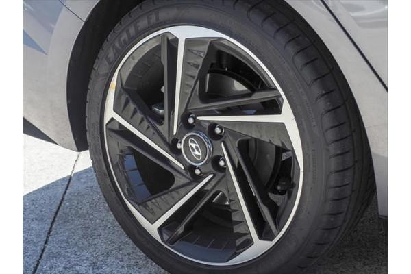 2021 Hyundai i30 CN7.V1 N-Line Special Edition Sedan Image 3