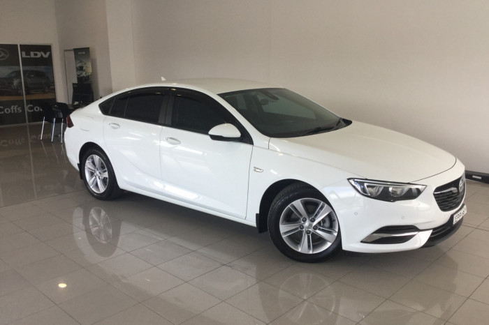 2017 MY18 Holden Commodore ZB MY18 LT Hatch Image 1