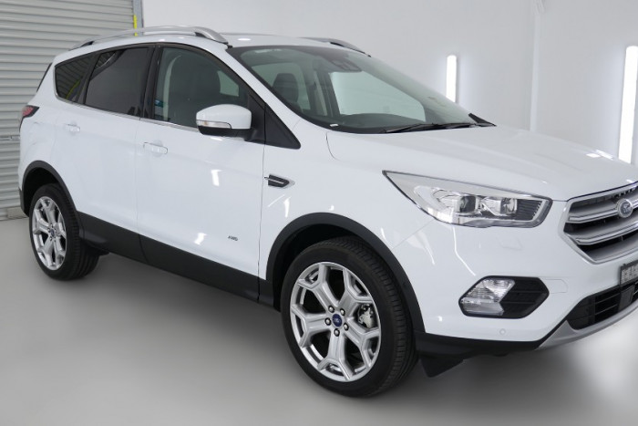 2018 MY18.75 Ford Escape ZG 2018.75MY Titanium Suv Image 1
