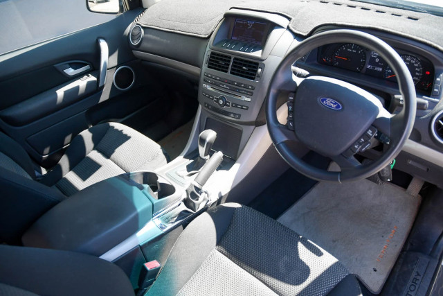 2014 Ford Territory SZ Image 13
