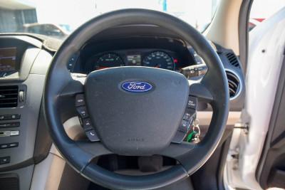 2014 Ford Territory SZ
